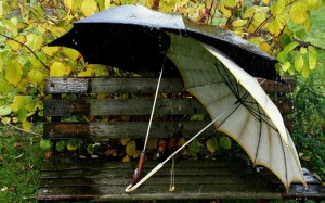 Dry Cleaners, rain